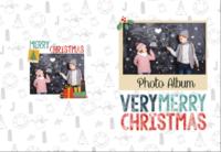 Merry Christmas 圣诞节快乐(节日礼物)炫白版 欧美经典原创高档精品自由设计-82P