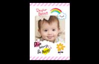 超萌小可爱-粉嫩卡通风-个人写真宝宝亲子旅行闺密宠物聚会通用-8x12印刷单面水晶照片书21p