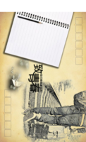 致青春,书写美好回忆-全景明信片(竖款)套装