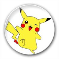 皮卡丘-4.4个性徽章