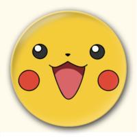 皮卡丘-5.8个性徽章
