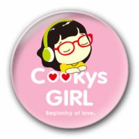 饼干女孩-4.4个性徽章