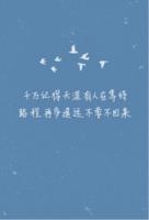 清新歌词LOMO卡-定制lomo卡套装(25张)