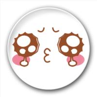 萌表情show13-5.8个性徽章