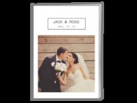 婚礼进行时(爱情纪念册) 高档原创欧美经典精品自由DIY-A4骑马钉画册