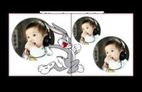 兔八哥-贝蒂斯8X8照片书