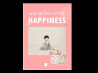 粉色的小宝贝-A4杂志册(24p) 亮膜