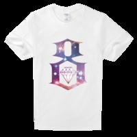 闪8-班服舒适白色T恤