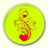 挚爱一生(幸福、成长、美丽、爱情树)-4.4个性徽章