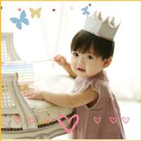 优雅天使宝贝成长纪念册 图文可换-8x8双面水晶印刷照片书22p