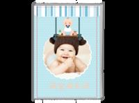 萌宝宝的成长记#-A4时尚杂志册(26p)