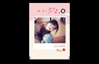 可爱宝贝-照片文字可修改-8x12印刷单面水晶照片书21p