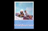 我们的故事(封面图片可替换)-8x12印刷单面水晶照片书20p