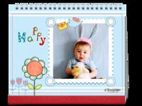 开心宝贝(0-12岁)-10寸单面印刷台历
