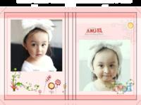 天使宝贝,亲亲我的宝贝,儿童-硬壳精装照片书20p