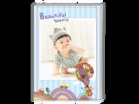 我的美丽世界 Beautiful world-A4时尚杂志册(24p)