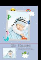 宝贝的甜美梦想--亲子 可爱 萌-印刷胶装杂志册26p(如影随形系列)