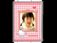 宝贝最爱HELLO KITTY-A4时尚杂志册(26p)