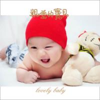 亲爱的 亲爱的宝贝 lovely baby 宝贝成长记710721(图可换)-8x8双面水晶银盐照片书20p