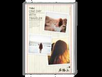 相册-A4时尚杂志册(24p)