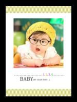 baby-萌娃-宝贝-照片可替换-A4杂志册(36P)