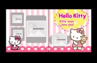 hello kitty-贝蒂斯6x6照片书