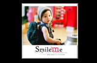 微笑瞬间 微笑的我 smile me 童年美还是光记忆-8x8印刷单面水晶照片书21P