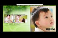 幸福时光,全家福,宝贝,儿童-8x8照片书