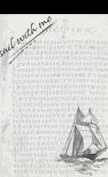 复古系列-航海远行-全景明信片(竖款)套装