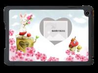 粉色小兔子-创意Ipad mini保护壳