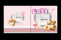 love爱-宝宝成长的爱,浪漫唯美的爱情极致精品珍藏版-贝蒂斯8X8照片书
