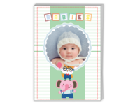 小动物-宝贝的成长#-A4时尚杂志册(24p)