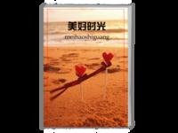 美好时光--爱情旅行青春闺蜜-A4时尚杂志册(26p)