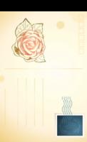 唯美爱情,灿烂如花-全景明信片(竖款)套装