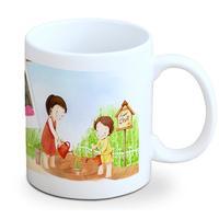 family-白杯
