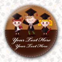 毕业季  可爱的大学 可爱的你  你选择这里-3.2个性徽章