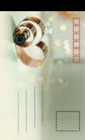 爱的映象-全景明信片(竖款)套装