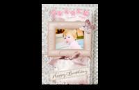 我家宝贝天使(亲子、潮流、甜美、欧式)-8x12印刷单面水晶照片书21p