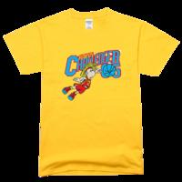 飞翔吧 篮球小子高档彩色T恤