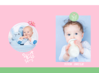 baby story-硬壳精装照片书30p(亮膜)