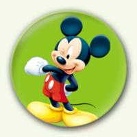 米老鼠-4.4个性徽章