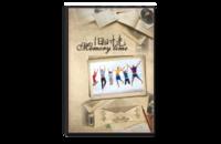 旧时光-毕业纪念册青春回忆-8x12单面银盐水晶照片书21P