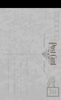 怀旧明信片系列16-全景明信片(竖款)套装