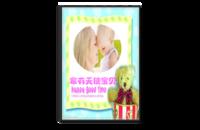 家有天使宝贝水晶照片书(男女通用  朋友 礼物  孩子喜欢的哦)-8x12水晶照片书