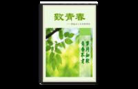致青春(同学聚会、毕业合影必备,内页精心设计)-8x12水晶照片书
