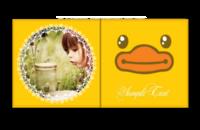 【GAGA小黄鸭】宝宝的童年-贝蒂斯6x6照片书