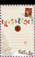 圣诞节快乐-18张等边留白明信片(竖款)