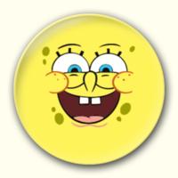 海绵宝宝-3.2个性徽章