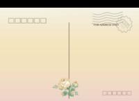 清雅花季-全景明信片(横款)套装