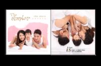 越简单越幸福—影楼风格写真集-封面照片可更换-通用于全家福亲子、宝宝成长、情侣蜜月旅行、青春校园等—--贝蒂斯8X8照片书